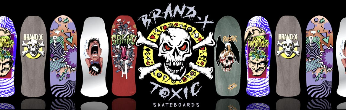Brand X Toxic Reissues Canada Pickup Vancouver