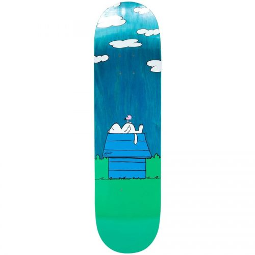 RIPNDIP NOT TODAY DECK 8.25 8.5 Blue Skateboard Canada Pickup Vancouver