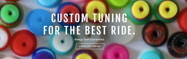 Teak Tuning Bushings Canada Online Sales Vancouver Pickup