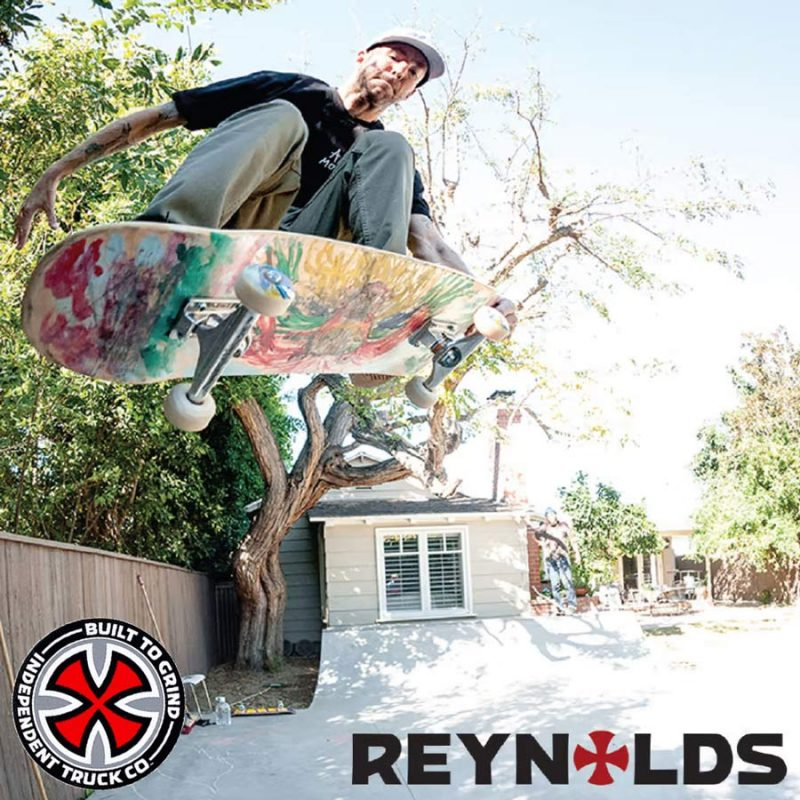 Independent Trucks Andrew Reynolds Canada Pickup Vancouver