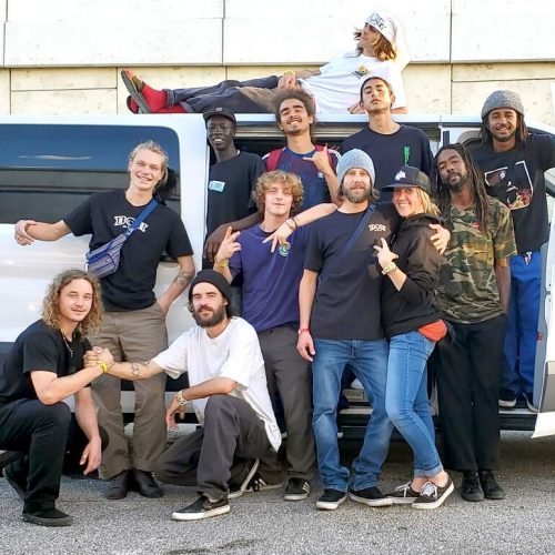 Bon Griptape Crew Canada Pickup Vancouver