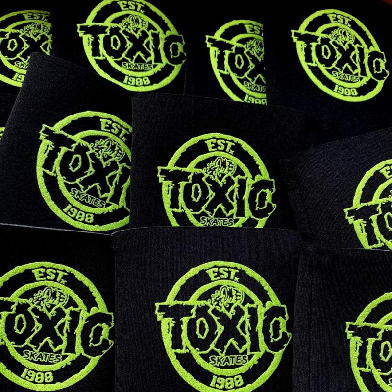 Skateboards Brand X Toxic Reissues Canada Pickup Vancouver
