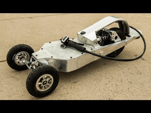 4 Most Extreme Electric Skateboards Ever!
