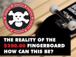 Why do Fingerboard Trucks like BlackRiver Cost so Much?