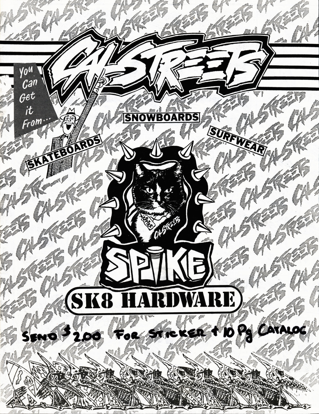 CalStreets Spike Hardware Retail Mailorder-001