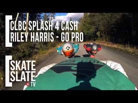 Coast-Longboarding-Splash-4-Cash-2015-Riley-Harris-Raw-Run-SkateSlate.TV_