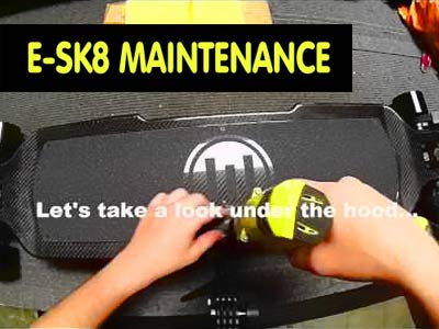 TOP 14 TIPS EVOLVE GT E-SKATE MAINTENANCE