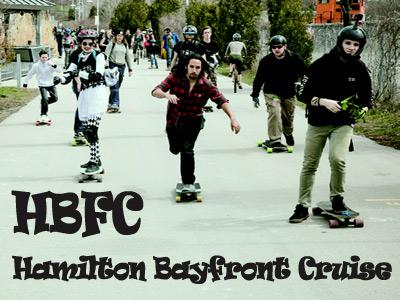 HBFC – The Hamilton Bayfront Longboard Cruise