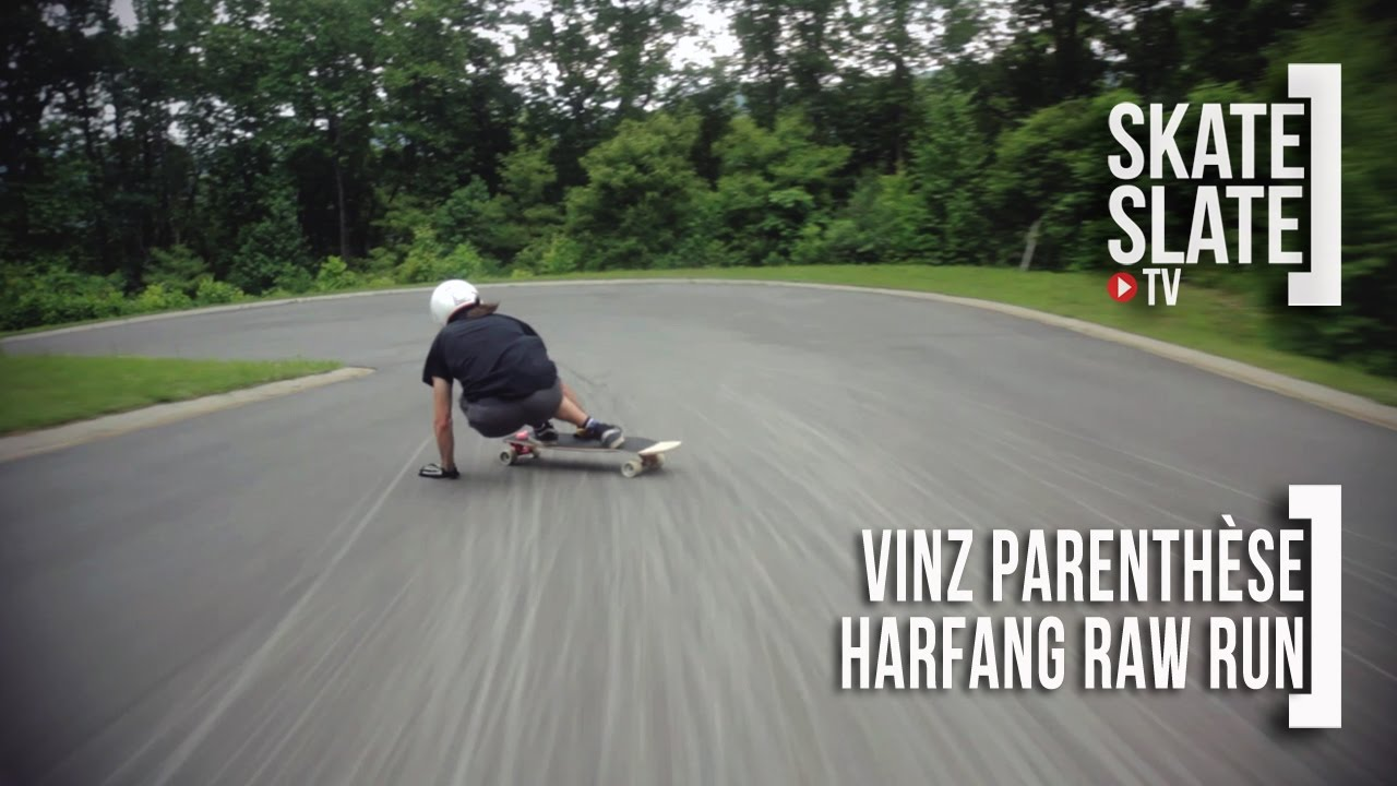 Harfang Raw Run: Vinz Parenthèse in N.C. – Skate[Slate].TV
