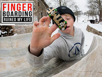 WELCOME TO THE CULT OF THE FINGERBOARD