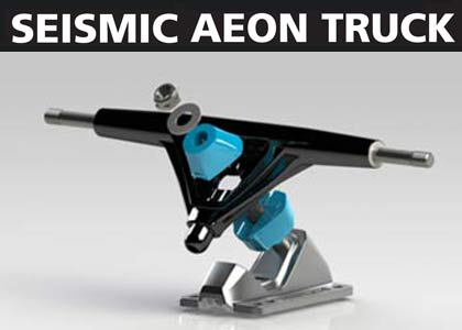 Seismic Introduces The Aeon Trucks