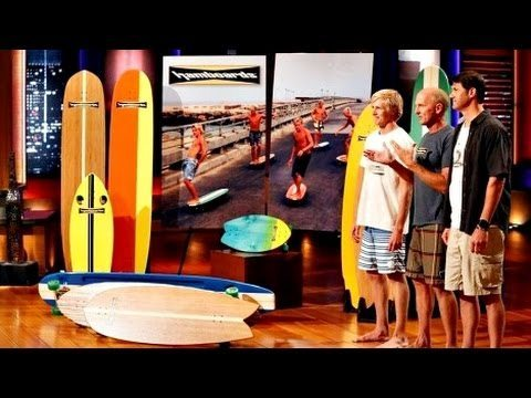 Shark Tank ► 400% Growth in 1 Year ● Hamboards 【Update】