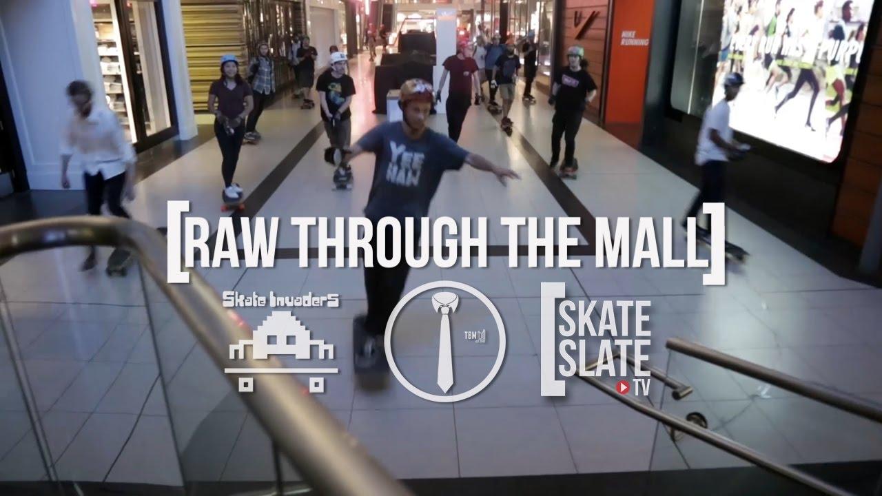 Skate-Invasion-Raw-Through-The-Mall-SkateSlate.TV_