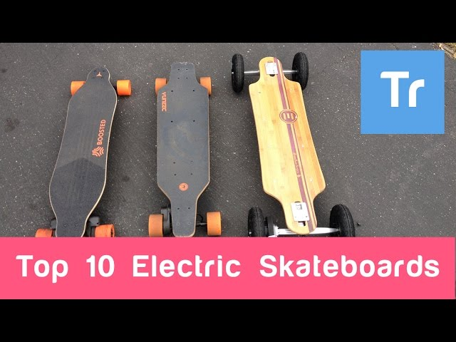 Top-10-electric