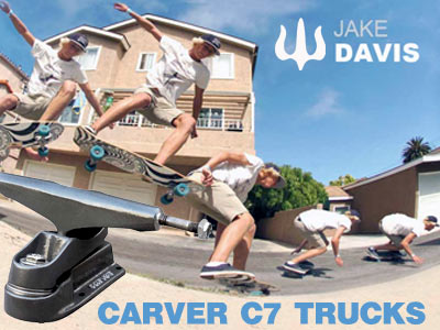The Amazing Carver C7 Truck