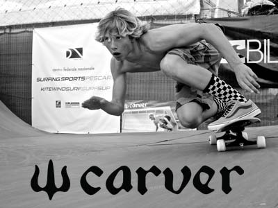 Why you Absolutely need to own a Carver Skate this Summer.