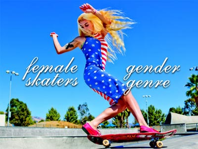 Concrete Wave Magazine Fall 2017 Female Skaters - Inescapable Gender Genre