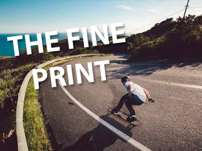 Skateboarding Art: The Fine Print