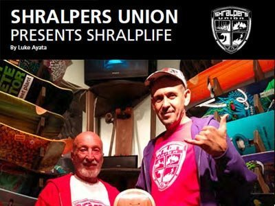 Shralpers Union Presents Shralplife