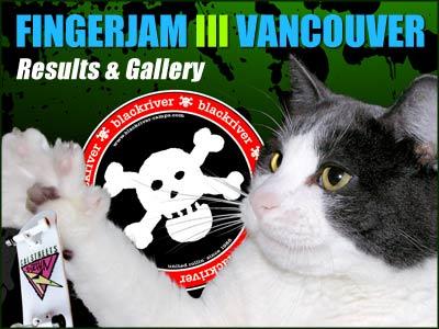 FINGERJAM III VANCOUVER – BLADE PARK