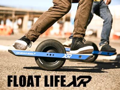 FLOAT LIFE! ONEWHEEL XR PLUS – FLOATING GUIDE TO RIDE