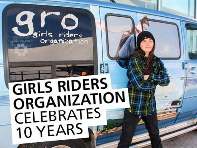 Girls Riders Organization Celebrates 10 Years
