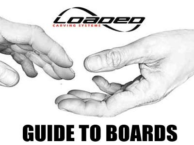 HOW TO CHOOSE YOUR NEXT LOADED LONGBOARD