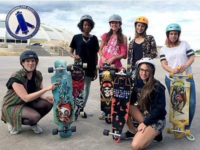 Longboarding For Peace – Killing It Globally!