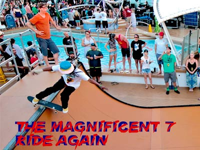 H-STREET REUNION 2017 The Magnificent 7 Ride Again!