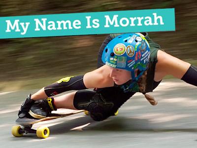 MY NAME IS MORRAH
