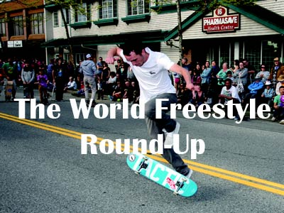 The World Freestyle Round-Up