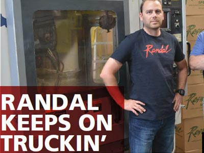 Interview: Randal Keep On Truckin'