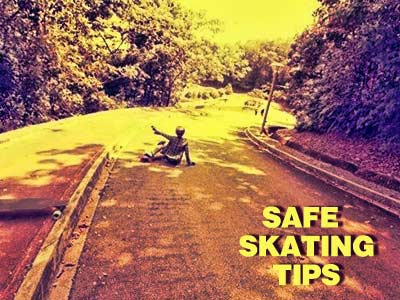 Tips For Safe Skating