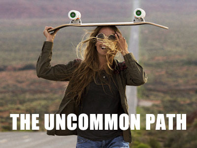 The Uncommon Path (a look into the life of Emma Daigle)