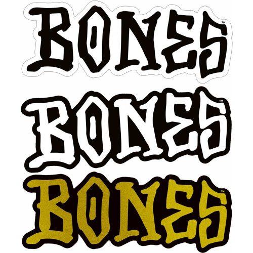 Bones Wheels Sticker 5'' Single Sticker