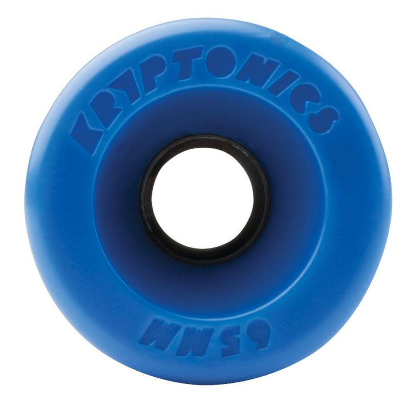 Straight out of 1976, Kryptonics Star Tracs are a tough-as-nails type of wheel with juicy steeze. If you want that retro look, with modern technology and size, Star Tracs are your wheel. They're great for rough surfaces and absolutely kill it just about anywhere. The wheel that changed the game is back, so don't miss out on this blast from the past!