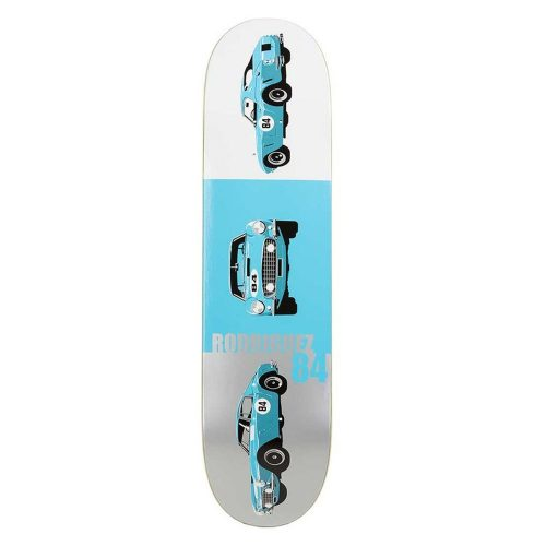 Primitive P Rod Rally Skateboard Deck 8.0''