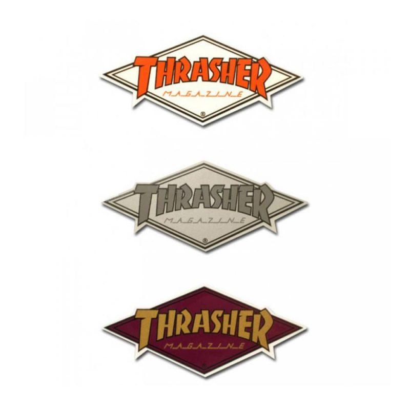 Thrasher Diamond Logo Sticker