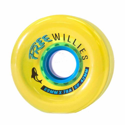 Free Wheel Willies V2 69mm 78a
