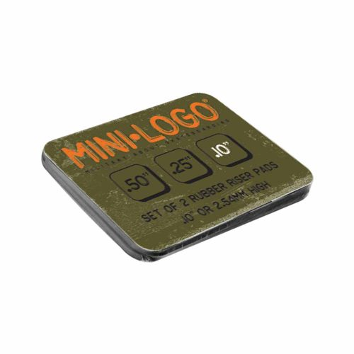 Mini Logo Riser Pads .10 Vancouver