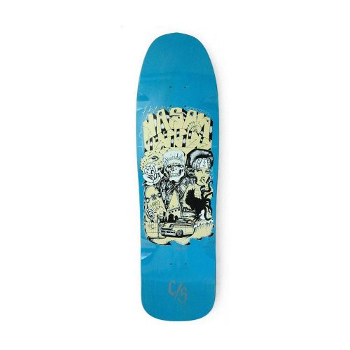 Suicidal Pool Series Jason Jessee Guest Skateboard Deck