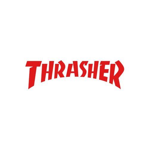 """Thrasher Logo Die Cut Sticker 2.125"""" x 5.75"""""""