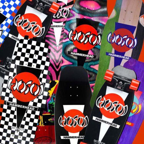 Hosoi Skateboards Canada Online Sales Pickup Vancouver