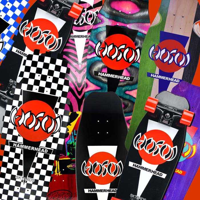 Hosoi Skateboards Canada Online Sales Pickup Vancouver