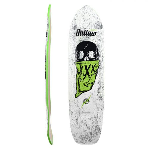 "Buy Moonshine 2018 Outlaw 38.24"" x 9.74"" Deck Canada Online Sales Vancouver Pickup"