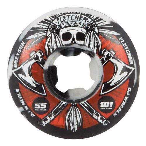 OJ Wheels Tomahawk Greyson Fletcher 55mm 101A