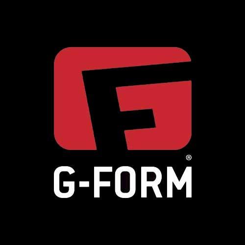 G Form Skateboard Sticker Logo 3.5''