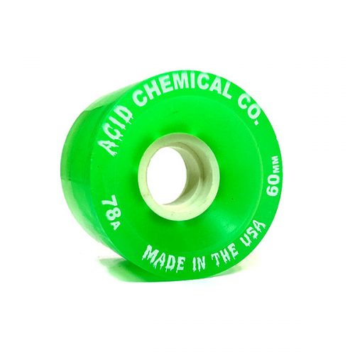 Green Acid Chemical Co Funner Wheels 60mm 78a