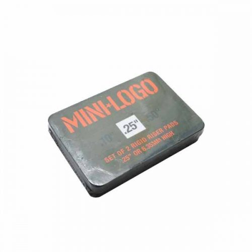 mini logo riser pads .25 vancouver