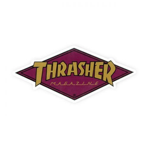 Thrasher Diamond Logo Sticker